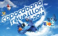 Copacabana reveillon