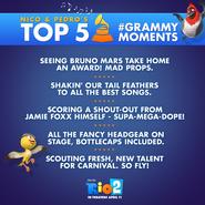 Nico & Pedro Grammys