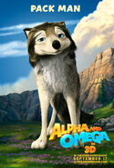 Alpha-omega-humphrey-poster