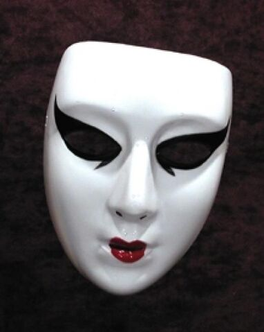 File:Painted-White-Face-Female-Mask-6442.jpg