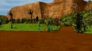 Ornithomimus Corners