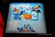 Rio 2 promo poster