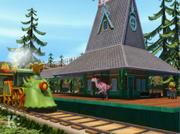 Hadrosaurus Haven Station