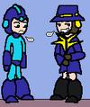 Flasher Meets Mega