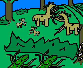 Aurix Hunting Party