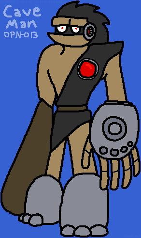 Cave Man