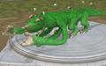 Aurosuchus Spore