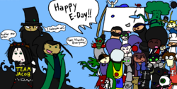Happy E-Day 2011
