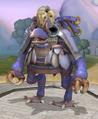 Bhulliburd Soldier Spore