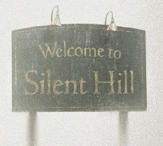 Silent hill sign 46145 screen