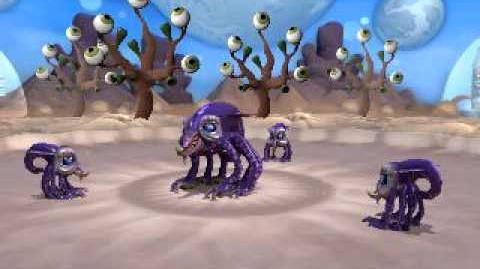 Spore Spacetopi Do the Robot