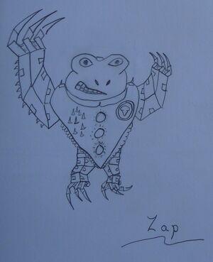 Zap Gorf Concept