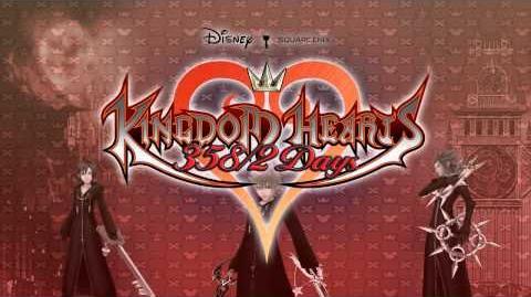 Kingdom Hearts 358 2 Days - Critical Drive