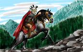 Centanium Guards Cavalry