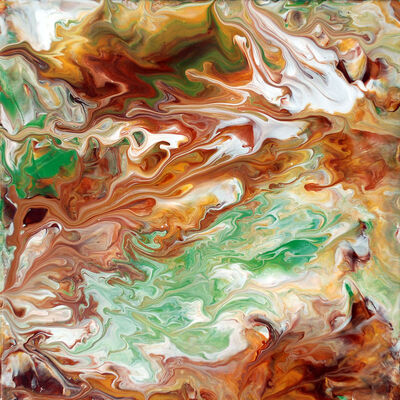 Abstract fluid painting 39 by mark chadwick-d2yasah