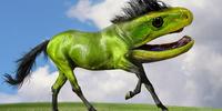 Snake-Horse