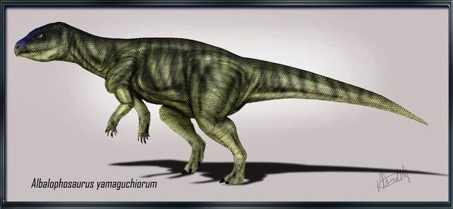 File:Albalophosaurus yamaguchiorum by karkemish00.jpg
