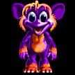 Purple norn male