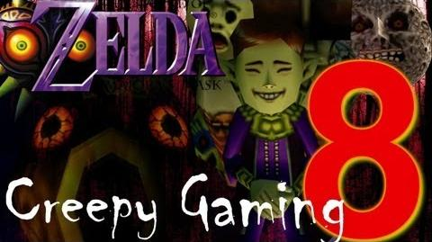 Creepy Gaming - Ep.8 Majora's Mask Review