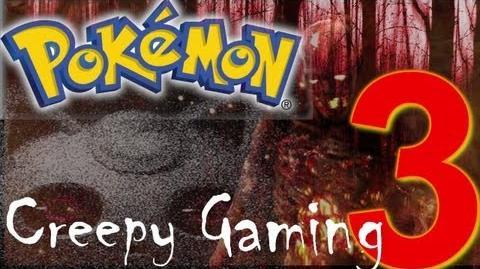CREEPY GAMING - Ep. 3 Pokemon Lavender Town Syndrome