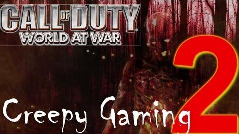 CREEPY GAMING - Ep.2 WaW Multiplayer Easter Eggs