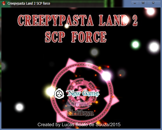 File:Title screen creepypasta land 2 scp force by lucasboato-d87rtn6.png
