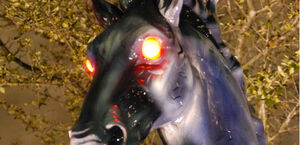 Evil-horse