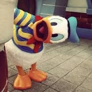 Duck Pond Donald Duck