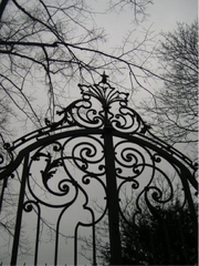 Scary Gate
