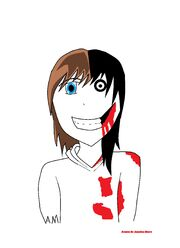 Jeff the Killer Finished Product