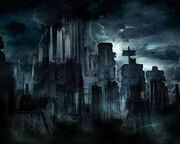 The Dark City