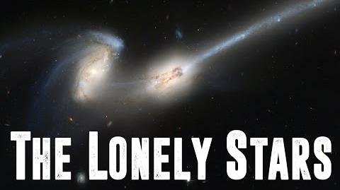 Eden Reads- The Lonely Stars by Shadowswimmer77 -CreepyPasta-