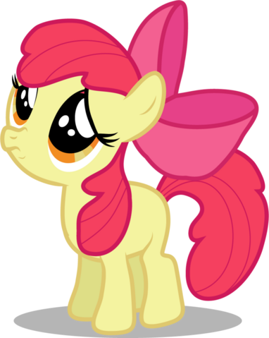 File:Sad eyed apple bloom by creshosk-d421his.png