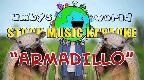 Armadillo Stock Music Karaoke