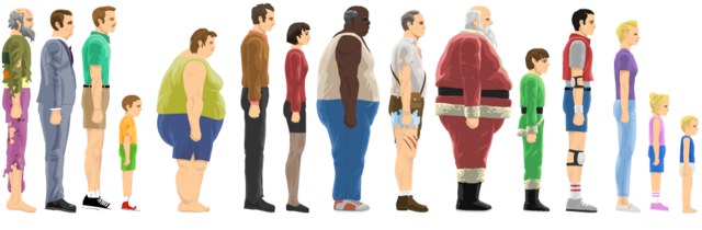 File:HappyWheels characters.png