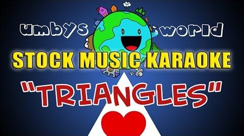 Triangles Stock Music Karaoke-0