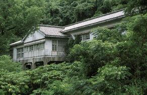 Abandoned clinic oshima japan2
