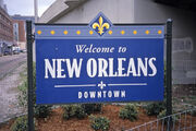 Welcome LA New Orleans 2003 WBlog