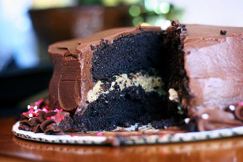 File:German chocolate birthday cake.jpg