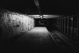 Ratman subway