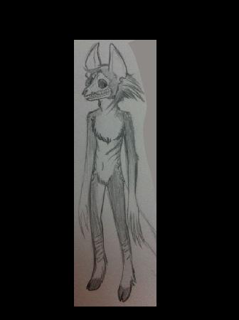 Alkalai sketch