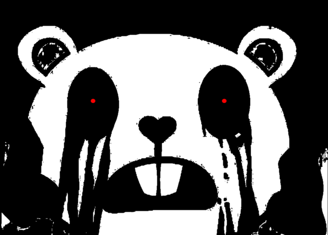 File:Ghostly Disco Bear Creepypasta-based Pic.png