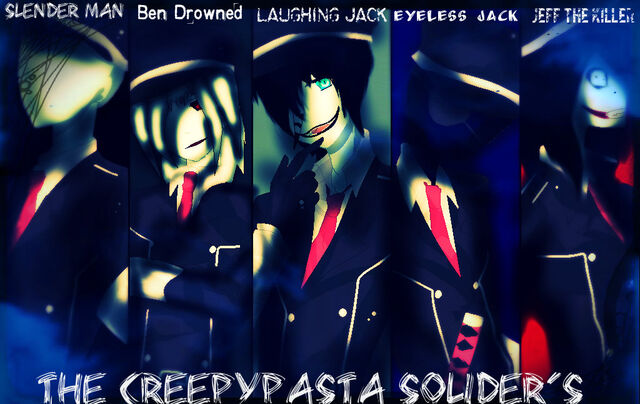 File:The creepypasta solider s by mrlaughingjack-d61wsf3.jpg