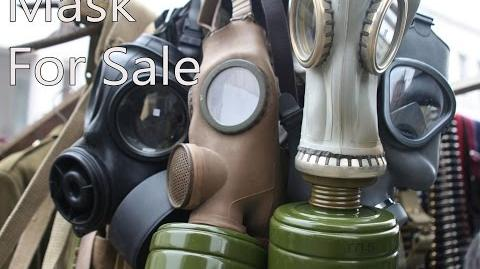 """Mask for Sale"" by Raidra-0"