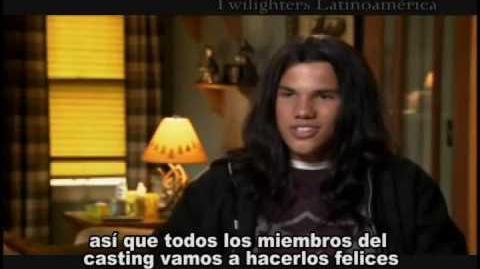 Taylor Lautner como Jacob Black - Subtitulos en Español