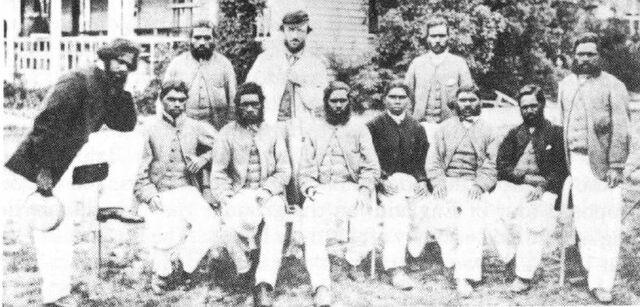 File:Aboriginal cricket team at MCG in 1867.jpg
