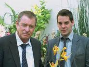 DCI Tom Barnaby with DS Dan Scott