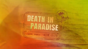 Death in Paradise title card