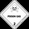 HAZMAT Class 2-3 Poisonous Gas