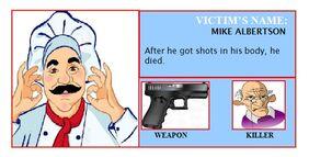 Criminal Case 2 - Case -2 Info